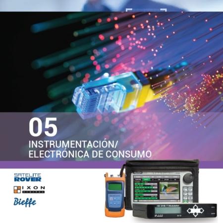 Instrumentación y Electrónica Consumo